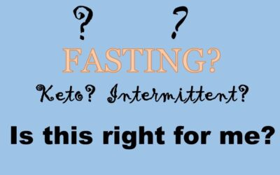 Should You Fast?