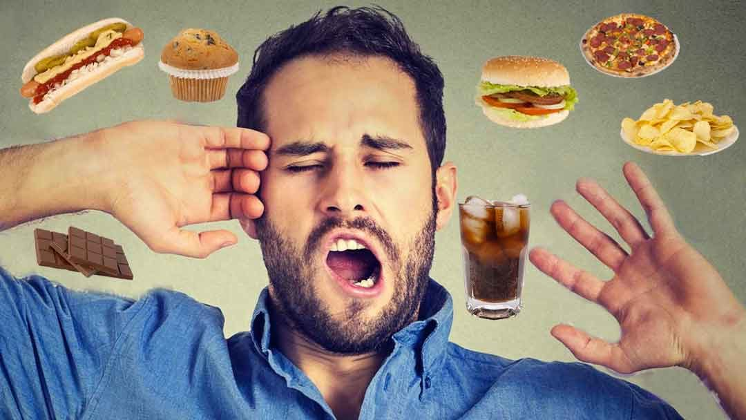 Lack of Sleep Makes Unhealthy Food More Appealing