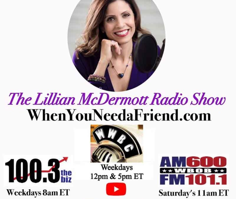 Lillian McDermott Radio Show Interview